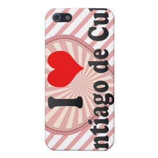 I Love Santiago de Cuba, Cuba iPhone 5/5S Cases