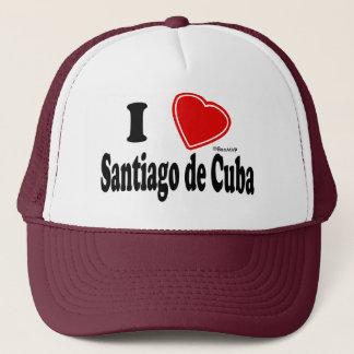 I Love Santiago de Cuba Trucker Hat
