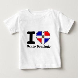 I love Santo Domingo Baby T-Shirt