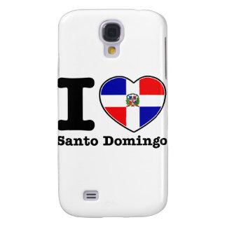 I love Santo Domingo Samsung Galaxy S4 Cover