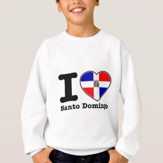 I love Santo Domingo Sweatshirt