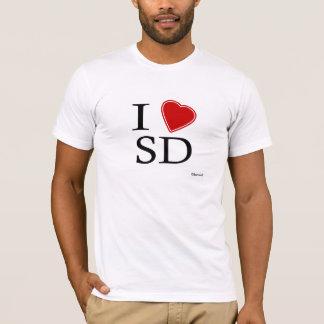 I Love Santo Domingo T-Shirt