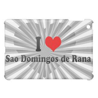 I Love Sao Domingos de Rana, Portugal iPad Mini Covers