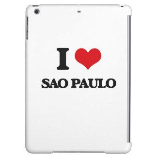 I love Sao Paulo iPad Air Cases