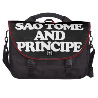 I LOVE SAO TOME AND PRINCIPE BAGS FOR LAPTOP