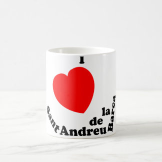 I Love SAP (Boat) Coffee Mug