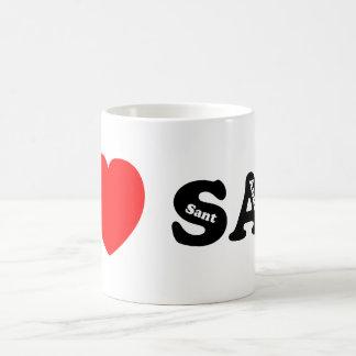 I Love SAP Coffee Mug