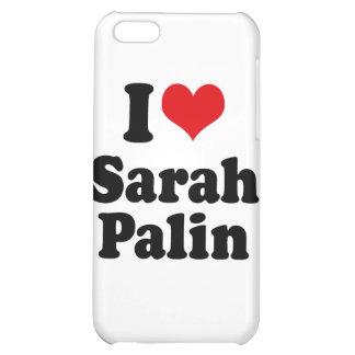 I LOVE SARAH PALIN iPhone 5C CASES