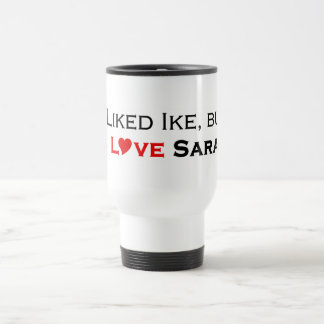 I love Sarah Travel Mug