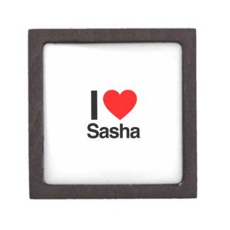 i love sasha premium jewelry box