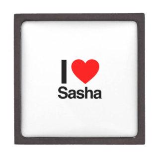 i love sasha premium keepsake boxes