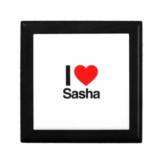 i love sasha trinket boxes