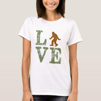 I love Sasquatch T-Shirt