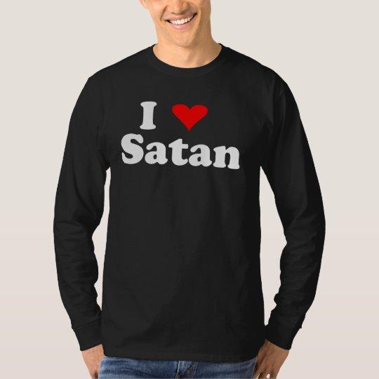 I Love Satan T-Shirt