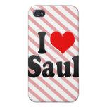 I love Saul iPhone 4 Case