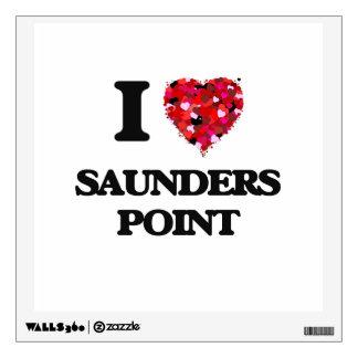 I love Saunders Point Maryland Wall Skin
