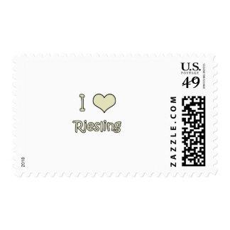 I Love Sauvignon Blanc Stamp