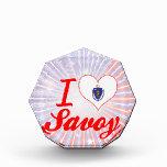 I Love Savoy, Massachusetts Award