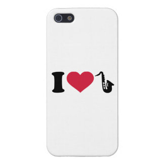 I love Saxophone Cases For iPhone 5
