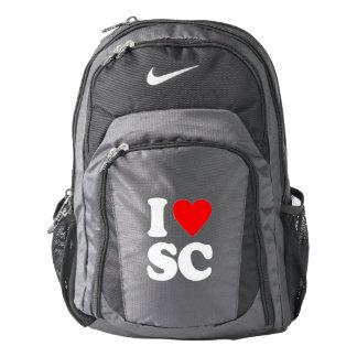 I LOVE SC BACKPACK