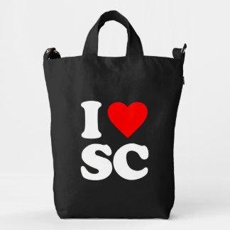 I LOVE SC DUCK BAG