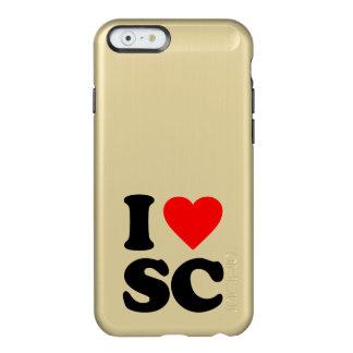 I LOVE SC INCIPIO FEATHER® SHINE iPhone 6 CASE