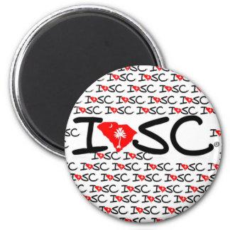 I love SC! magnet
