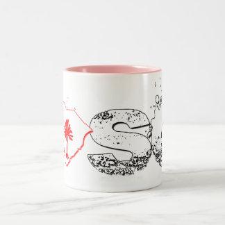 I love SC mug! Two-Tone Coffee Mug