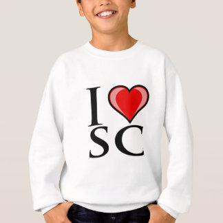 I Love SC - South Carolina Sweatshirt