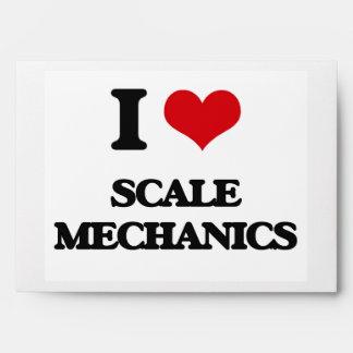 I love Scale Mechanics Envelopes