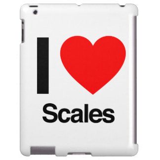 i love scales
