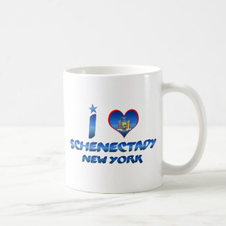 I love Schenectady New York Mug
