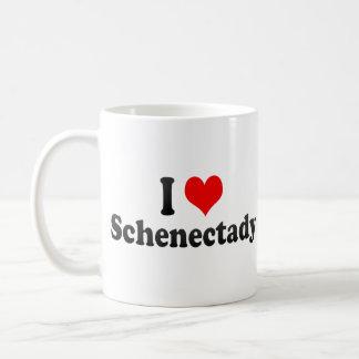 I Love Schenectady United States Coffee Mugs