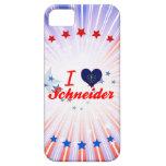I Love Schneider, Indiana iPhone 5 Cases
