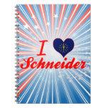 I Love Schneider, Indiana Journal