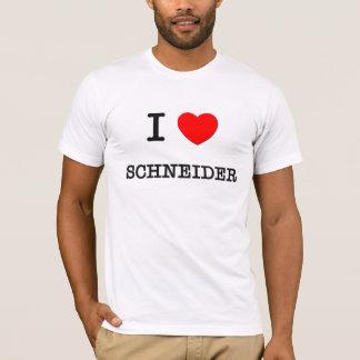 I Love Schneider T-Shirt