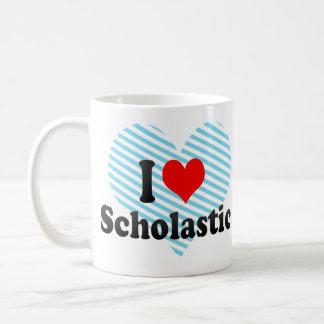 I love Scholastic Mug