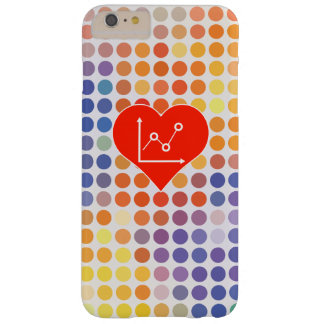 I Love School Barely There iPhone 6 Plus Case