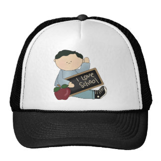 I Love School, Boy Hat