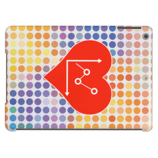 I Love School Case For iPad Air