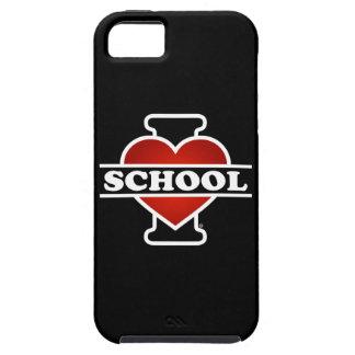 I Love School iPhone SE/5/5s Case