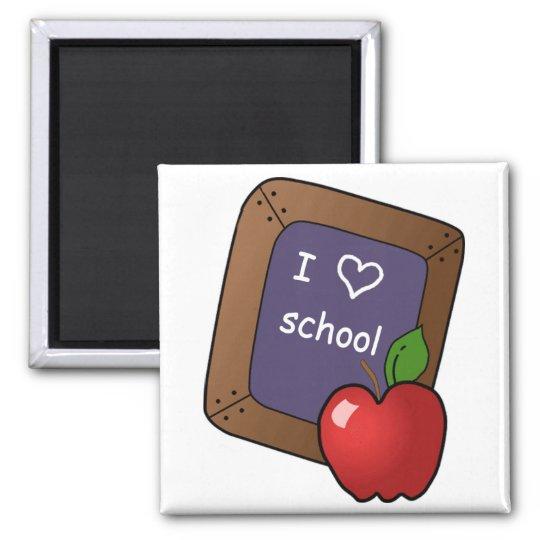 I love school magnet
