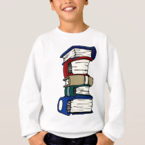 I love school! sweatshirt
