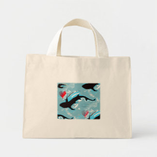 I Love School Tote Bag