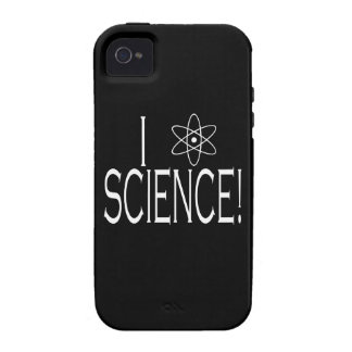 I love Science iPhone 4 Case