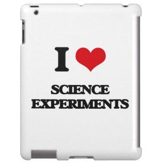 I Love Science Experiments