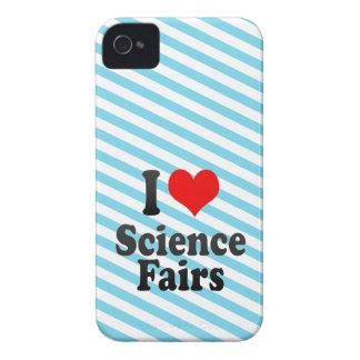I love Science Fairs iPhone 4 Case-Mate Case
