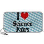 I love Science Fairs Mini Speakers