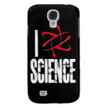 I Love Science (I ⚛ Science) Galaxy S4 Cover