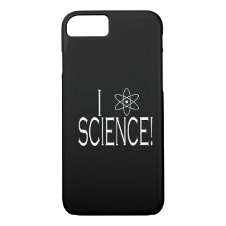 I love Science iPhone 8/7 Case